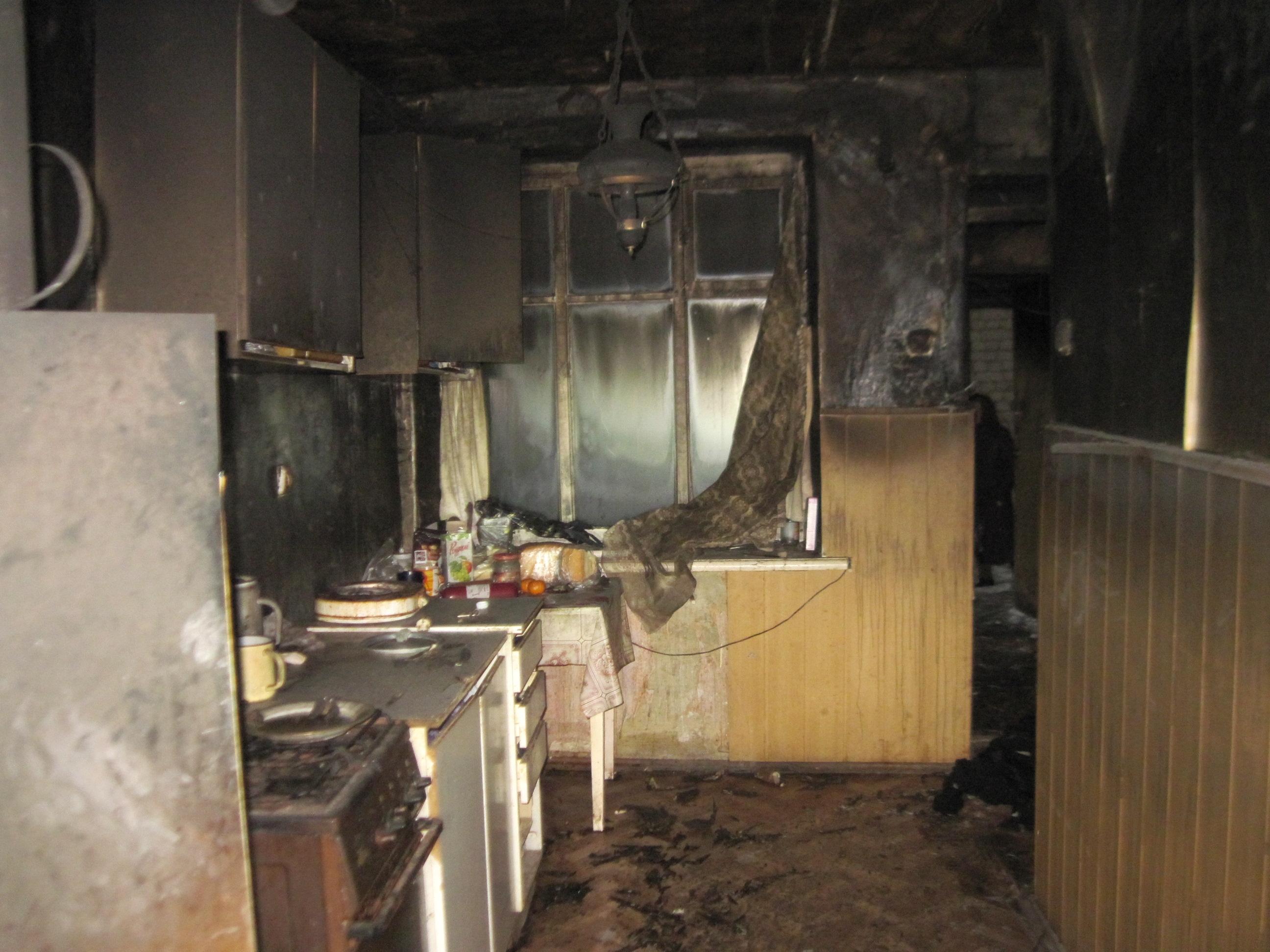 Граждане Рузаевки спасли соседа изгорящей квартиры