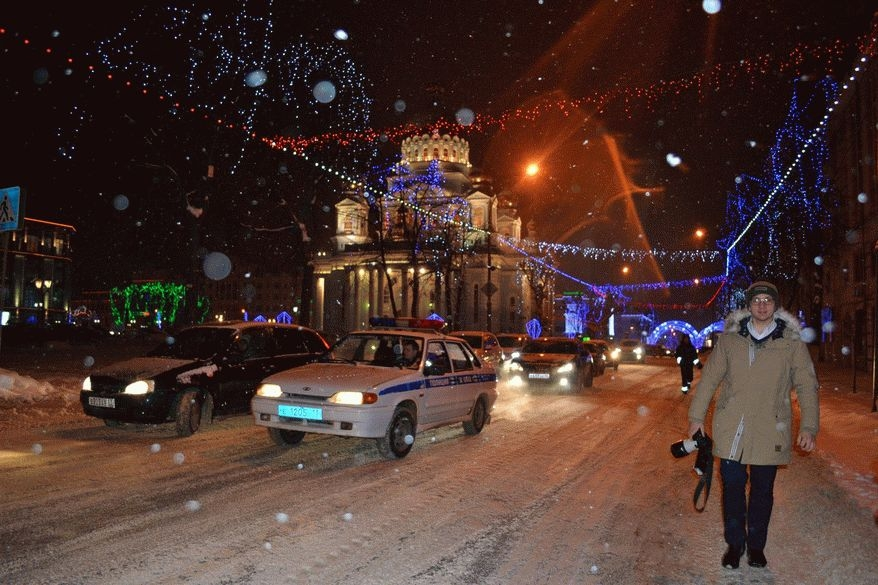 ВСаранске приглашают верующих наавтомобильный крестный ход «Затрезвость»