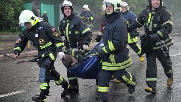 Загод напожарах вМордовии погибли 70 человек, 56 человек пострадали