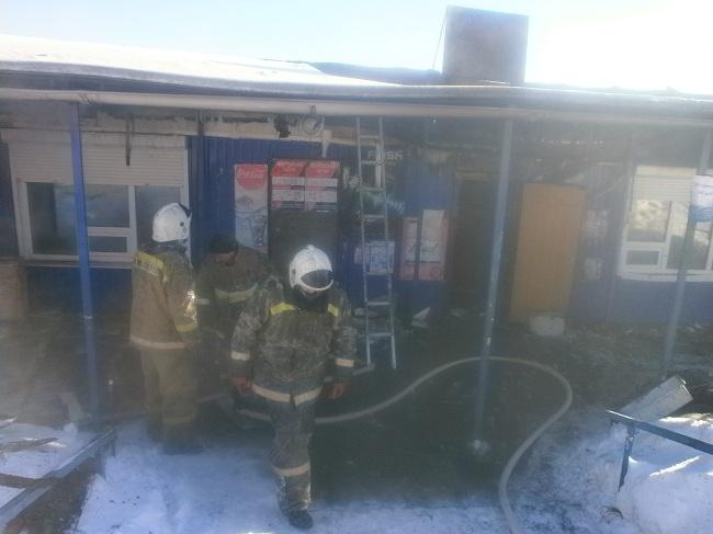 ВМордовии продавщица магазина впожаре растерялась инесмогла позвонить «112»