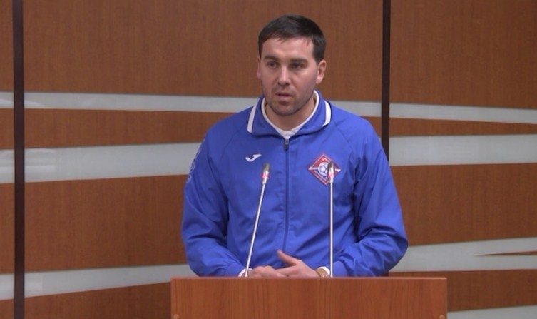 В «Мордовии» состоялась презентация нового футбольного клуба— ФК «Саранск»