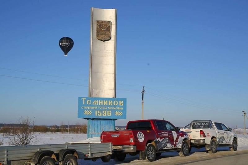 Федор Конюхов: сейчас все рекорды— наши!
