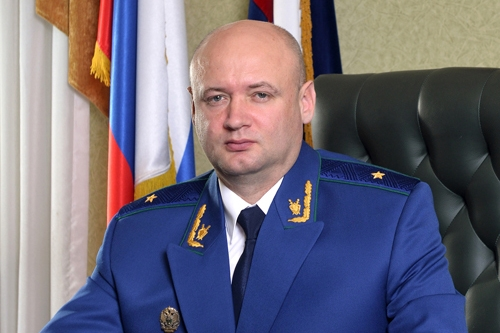 Александр Филимонов избран сегодня новым прокурором Мордовии