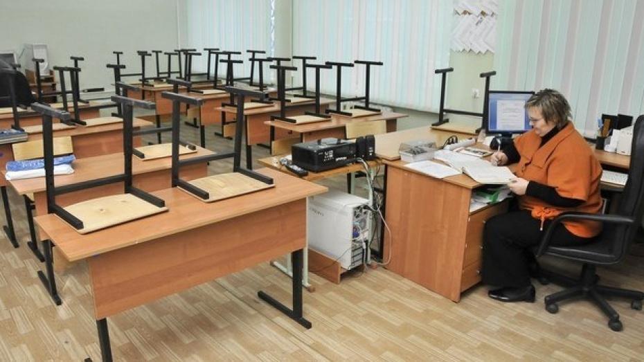 Воспитанники 54 классов вКалининграде остаются накарантине из-за ОРВИ