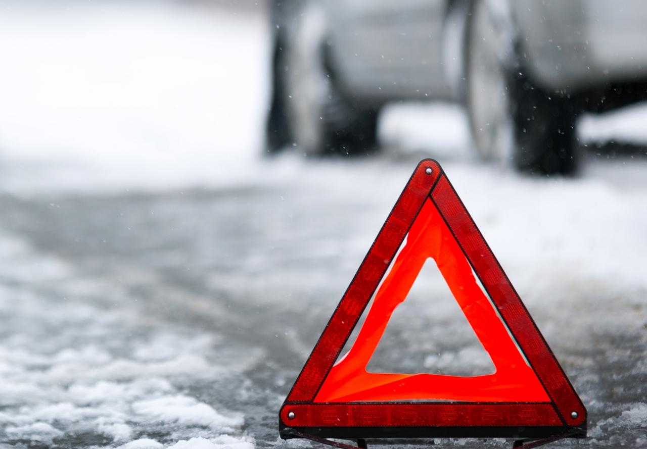 ВСаранске шофёр иномарки сбил пешехода и исчез