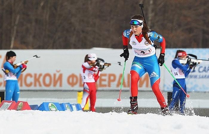 Биатлонист Рассказов одержал победу спринт наСпартакиаде