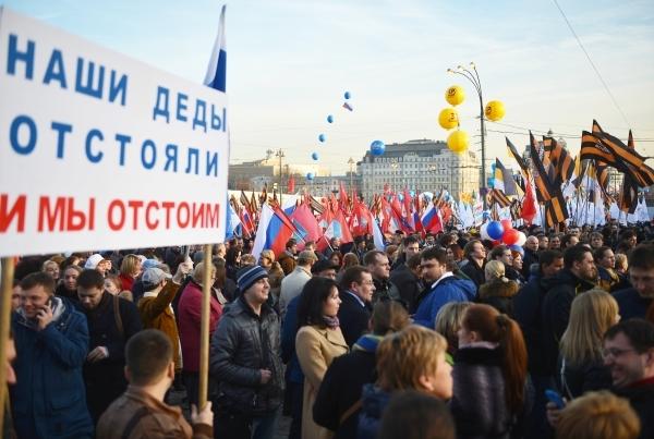 «Мы, безусловно, обречены науспех!»— Путин
