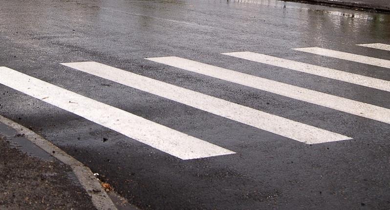 ВСаранске шофёр сбил переходившую на«зеленый» женщину иуехал