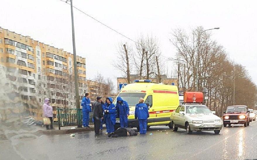 ВСаранске легковушка насмерть сбила женщину напереходе