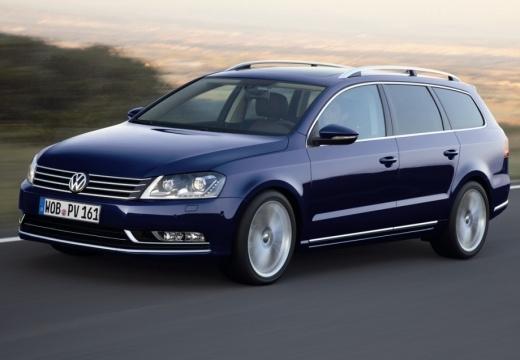 Volkswagen начал принимать заказы насамый экономичный Passat