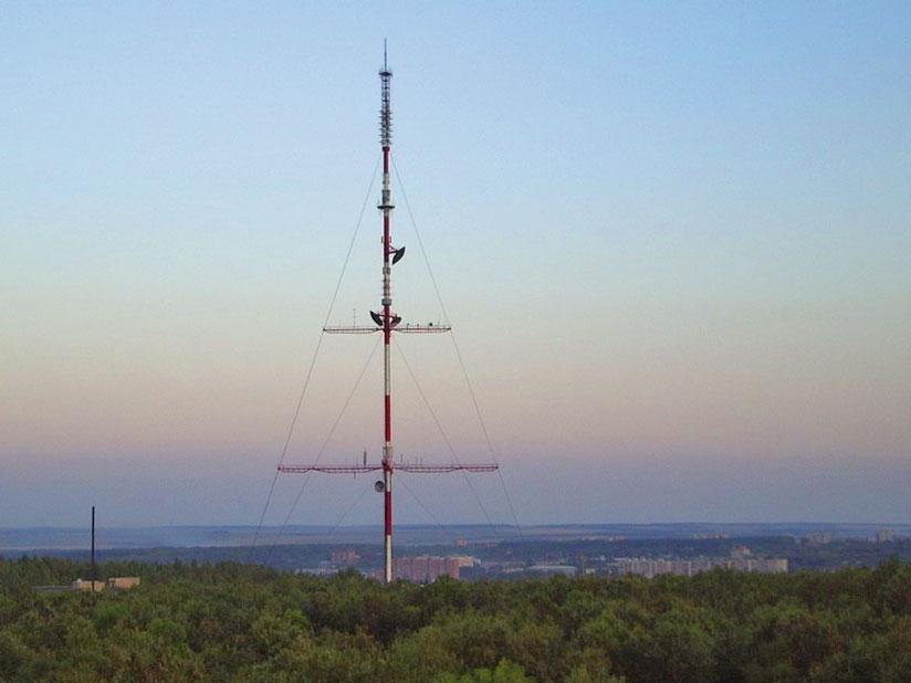 ВСаранске ТВ-башня получит художественную подсветку кЧМ