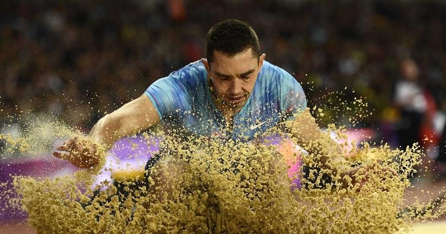Александр Меньков из Мордовии остановился в шаге от медали ЧМ по легкой атлетике