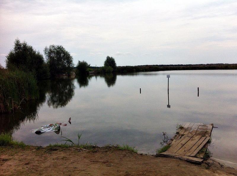ВМордовии содна водоема подняли тело 25-го утопленника