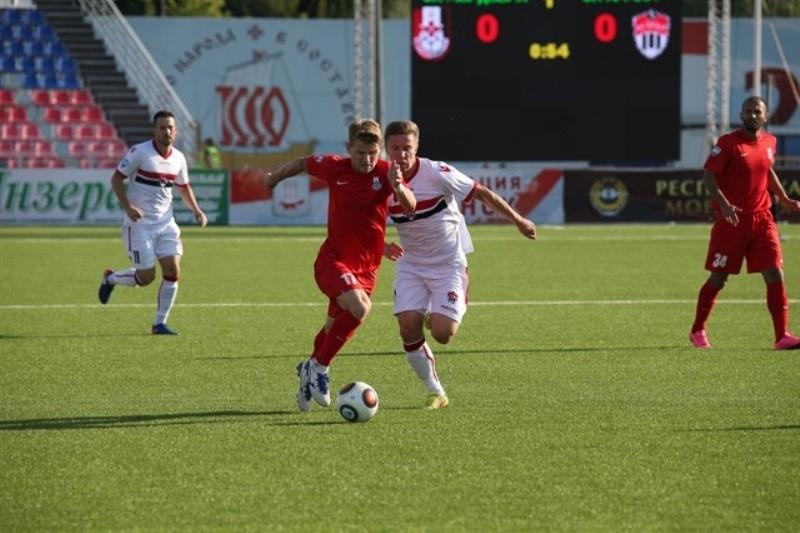 ФНЛ отметила 2-х игроков «Тосно»