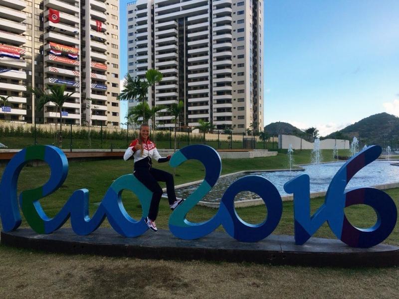 Олимпиада вРио: Россиянки Анюшина иСтепанова вфинале