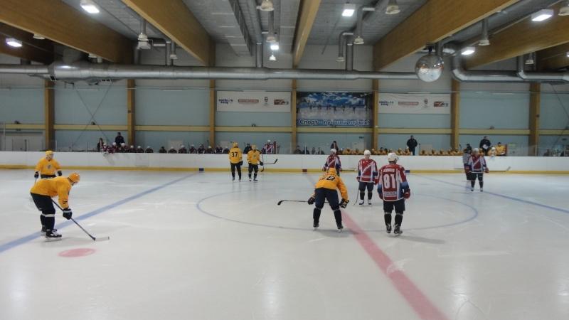 Хоккеисты «Мордовии» 2-ой раз вмежсезонье обыграли «Дизель»