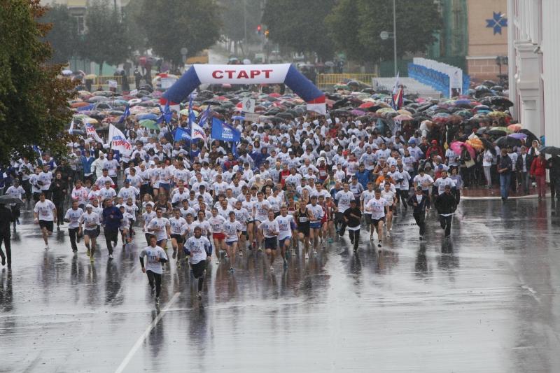 Кросс наций в Саранске: