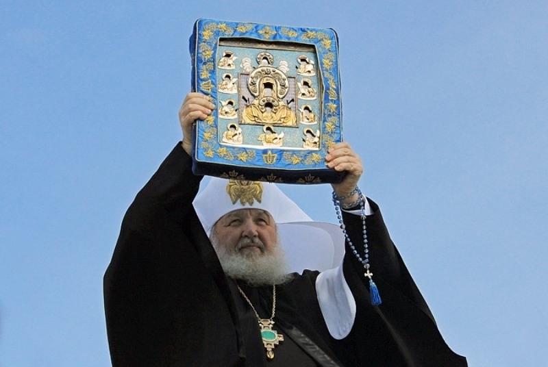 4октября вМордовию привезут Курскую Коренную икону Божией Матери