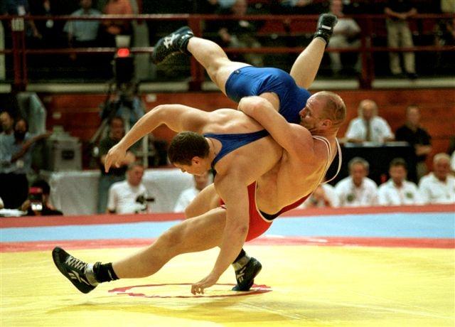 Борцы изПодмосковья завоевали 5 наград наВсероссийском турнире