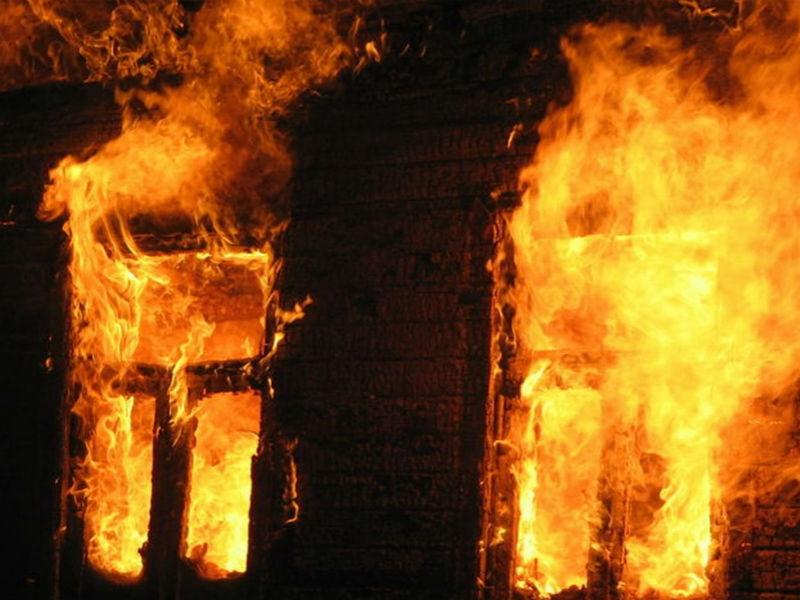 ВСаранске 75-летний пенсионер живьем сгорел в своем доме