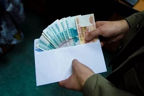 Бывшего сотрудника УФСИН Мордовии отправили втюрьму завзятки