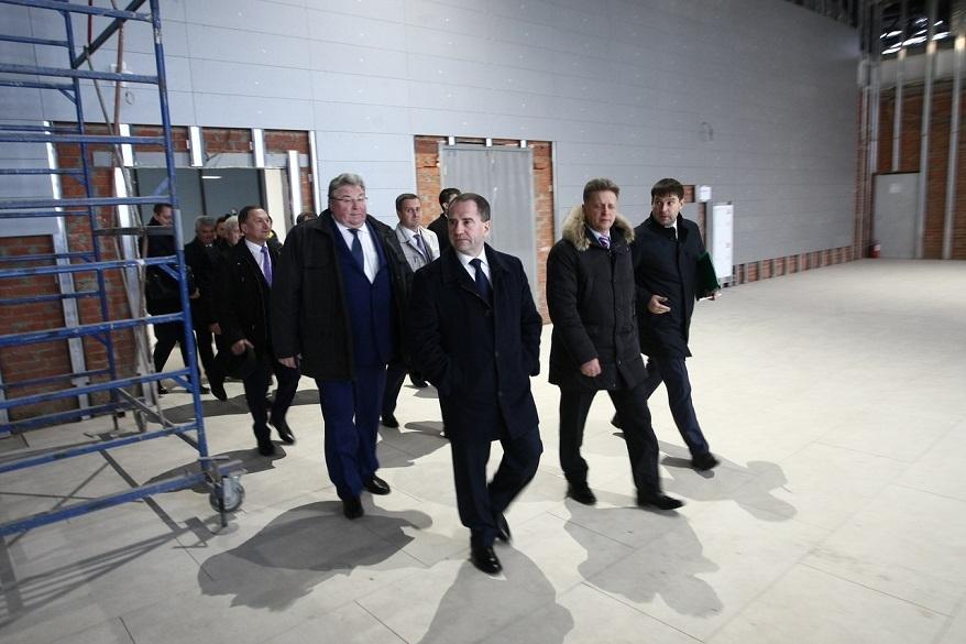 Саранский аэропорт откроется 1февраля 2018г.