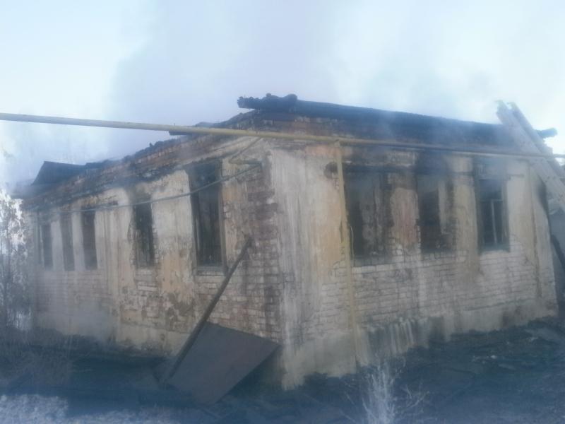 Напожаре вМордовии погибла асоциальная пара