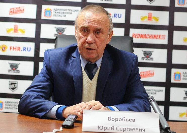 ХК «Тамбов» одержал победу над лидером главенства Высшей хоккейной лиги