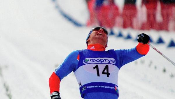 Четверо кировчан приняли участие в«Красногорской лыжне»