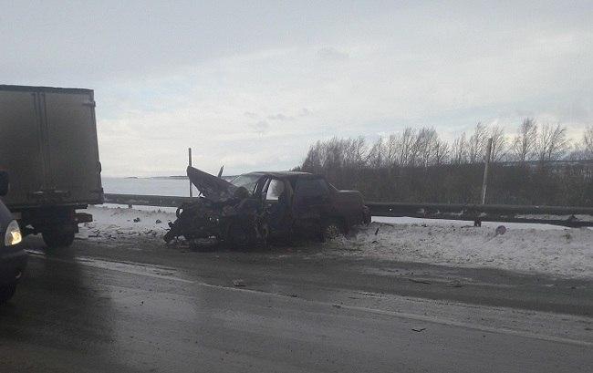 В трагедии подороге изСаранска вУльяновск погибла девушка