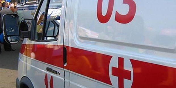 В Курске кроссовер наехал 8-летней девочке на ногу