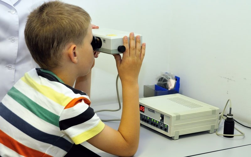 приборы для лечения зрения