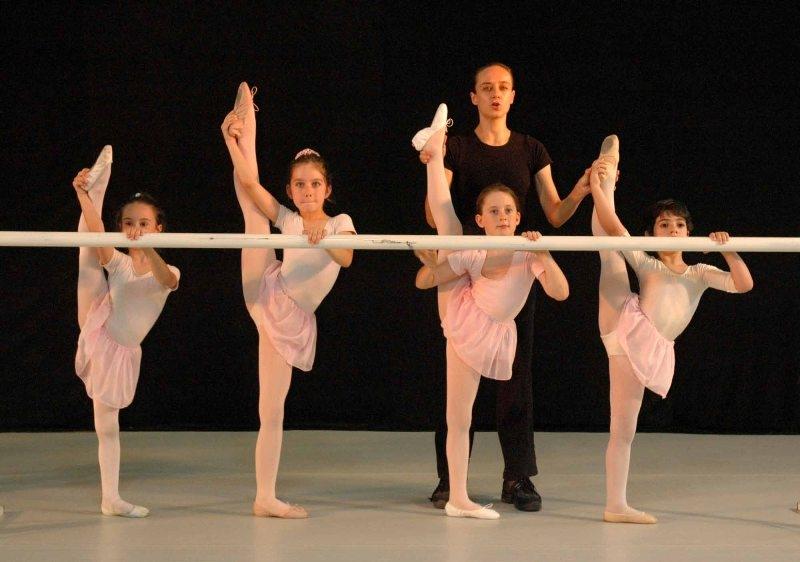 школа балета для детей казань популярных