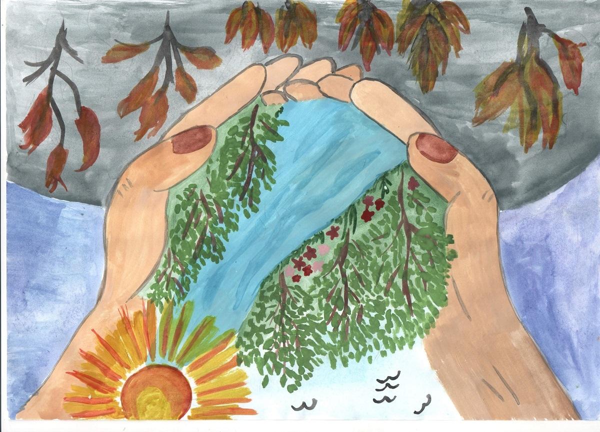 Березниковское территориальное лесничество провело конкурс детского рисунка