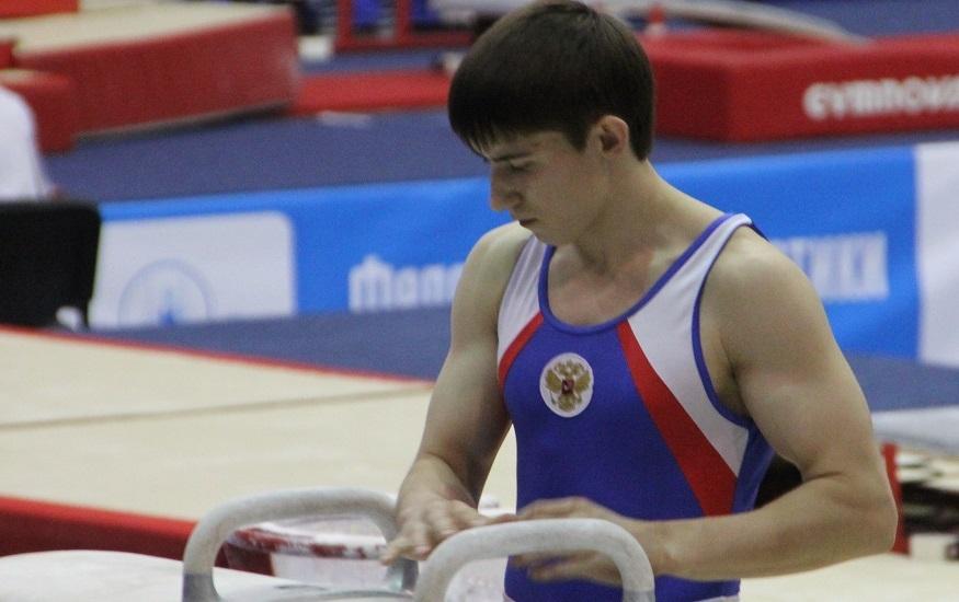 Гимнаст из Мордовии выиграл золото международного турнира в Грузии
